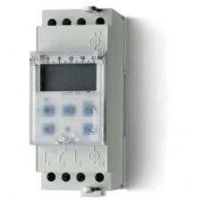 Реле времени цифровое недельное; монтаж на рейку 35мм; 1СO 16A; питание 24В АC-DC; ширина 35.8мм; степень защиты IP20; упаковка 5 шт.