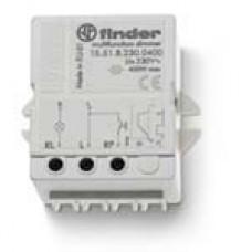 Электронный диммер; 400Вт; ступенчатое диммирование; питание 230В АC; монтаж в коробке; степень защиты IP20; упаковка 5 шт.