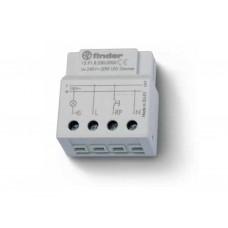 Электронный диммер для светодиодных ламп; 50Вт; плавное диммирование; питание 230В АC; монтаж в коробке; упаковка 5 шт.
