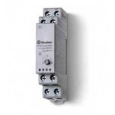 194100240000, Модуль управления Авто-Вкл-Выкл; 1CO 5A; питание 24В АC/DC; монтаж на рейку 35мм; ширина 17.5мм; степень защиты IP20