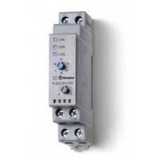 195000240000, Модуль управления, аналоговый сигнал 0…10В DC; питание 24В АC/DC; монтаж на рейку 35мм; ширина 17.5мм; степень защиты IP20