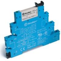 385100240060, Интерфейсный модуль (сборка 34.51.7.024.0010 + 93.01.0.024), электромеханическое реле; 1CO 6A; контакты AgNi; питание 24В AC/DC; категория защиты IP20; винтовые клеммы