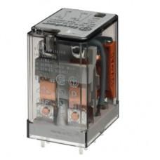 551280240000PAS, Миниатюрное универсальное электромеханическое реле; монтаж на печатную плату; 2CO 10A; контакты AgNi; катушка 24В АC; степень защиты RTI; опции: нет; упаковка 1шт.