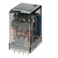 551480060000, Миниатюрное универсальное электромеханическое реле; монтаж на печатную плату; 4CO 7A; контакты AgNi; катушка 6В АC; степень защиты RTI; опции: нет