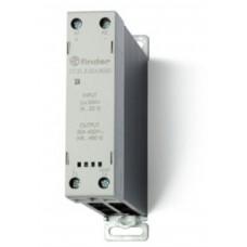 773182308051, Модульное твердотельное реле; выход 30А (60…440В АС); питание 230В AC; Функция 'Произвольн.включ.'; ширина 22.5мм; клем.реле; степень защиты IP20
