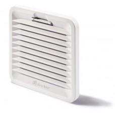 7F0200001000, Фильтр на вытяжке для щитовых вентиляторов; стандартная версия; размер 1; степень защиты IP54