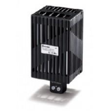 7H5102300100, Щитовые электронагреватели; электропитание 110…250В AC/DC; тепловая мощность 100Вт; установка на рейку 35мм; степень защиты IP20