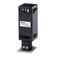 7H5102300025, Щитовые электронагреватели; электропитание 110…250В AC/DC; тепловая мощность 25Вт; установка на рейку 35мм; степень защиты IP20