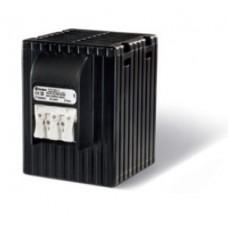 7H5182300400, Щитовые электронагреватели; электропитание 110…250В AC/DC; тепловая мощность 400Вт; установка на рейку 35мм; степень защиты IP20