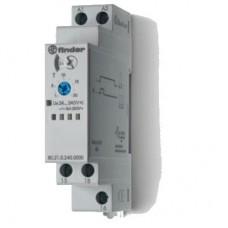 802102400000, Модульный таймер 1-функциональный (DI); питание 24…240В АС/DC; 1CO 16A; ширина 17.5мм; регулировка времени 0.1с…24ч; степень защиты IP20