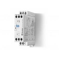 Модульный таймер мультифункциональный (AI, DI, SW, BE, CE, DE, WD); питание 24…240В АС-DC; 2CO 12A; ширина 22.5мм; регулировка времени 0.05с…10дней; степень защиты IP20; упаковка 5 шт.