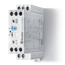 Модульный таймер мультифункциональный (AE, EEa, FE, GE, IT, BEp, DEp, SHp); питание 24…240В АС-DC; 2CO 12A; ширина 22.5мм; регулировка времени 0.05с…10дней; степень защиты IP20; упаковка 5 шт.